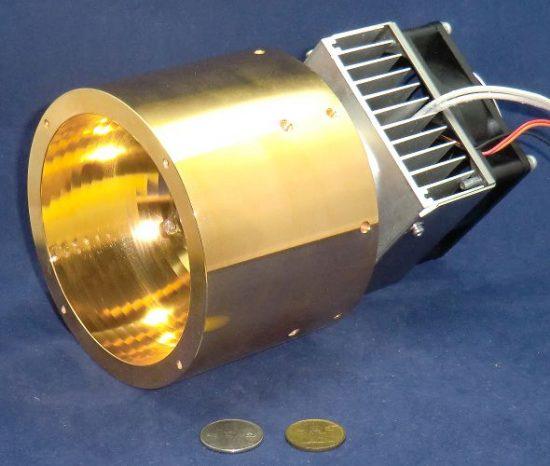 냉각 팬 탑재 형 HPH-120FA/f45/200v-1kw