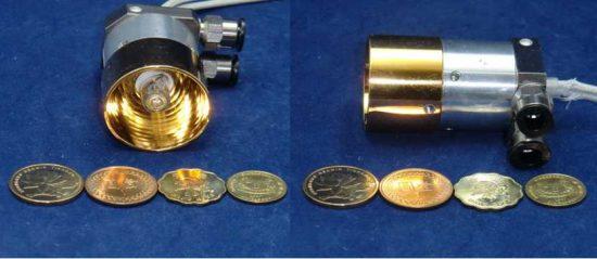 水冷装置外装型 HPH-30/f15/24v-75w + WCU-30