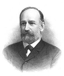 Joseph Stefan (24 March 1835 - 7 January 1893)