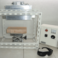 Halogen Line Heater Laboratory-kit HLH-55A/f25-200v-2kw +HCV