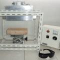 Halogen Line Heater Laboratory-kit HLH-55A/f25-200v-2kw +HCV