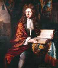 Robert Boyle, FRS,Born in Lismore, (25 January 1627 - 31 December 1691) Irish natural philosopher, chemist, physicist, and inventor.