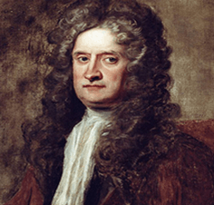 Sir Isaac Newton PRS MP ( 25 December 1642 - 20 March 1727) English physicist and mathematician