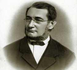 Julius Robert von Mayer (November 25, 1814 - March 20, 1878) German physician and physicist.