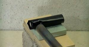 Heat shrink film of battery