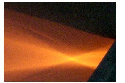 "Specification of standard type Halogen line heater ""HLH-55W / f25 / L280 / H18 / 200v-5kw"""