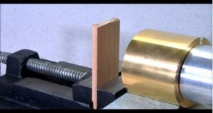 Heating of wood series 5 Agathis - Best Applications the Halogen Point Heater