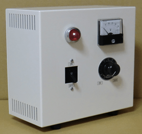 DC power supply built-in for air cooling type HCVD