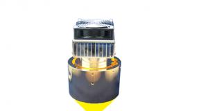 No.27 High temperature light sterilization of a spatula (scoopula)