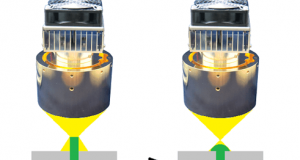 No.28 Infrared heat caulking of resin boss