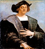 克里斯托弗·哥倫布(Christophorus Columbus,8月25日至10月1451年5月20日,1506年)傳統:來自意大利熱那亞