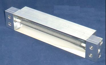 Parallel beam type far-infrared line heater FLH-35 Series