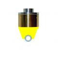 No.34 Borosilicate glass tube melting