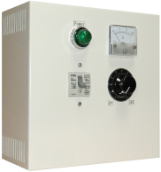Manual halogen heater controller HCV series
