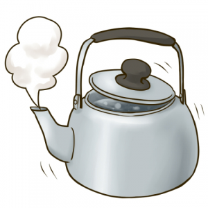 Steam heating