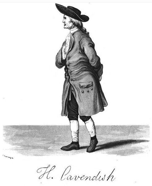 亨利·卡文迪許Henry Cavendish