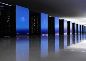 "The supercomputer "" Fugaku """