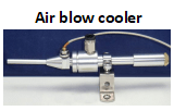 Air blow cooler products
