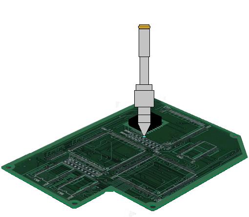 Rapid soldering cooling