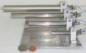 내열 200 ℃ 사양 열풍 히터 ABH-HR-10S / 15S / 18S / 23PS 시리즈